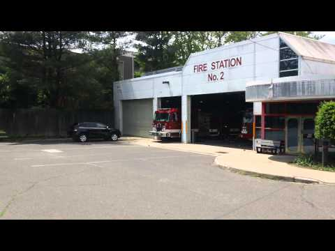Norwalk CT. Fire Department Engine 2