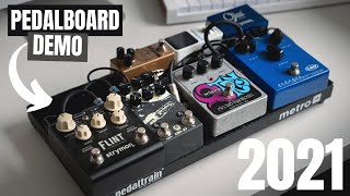 Mini Pedalboard Setup || Small Board BIG Tones