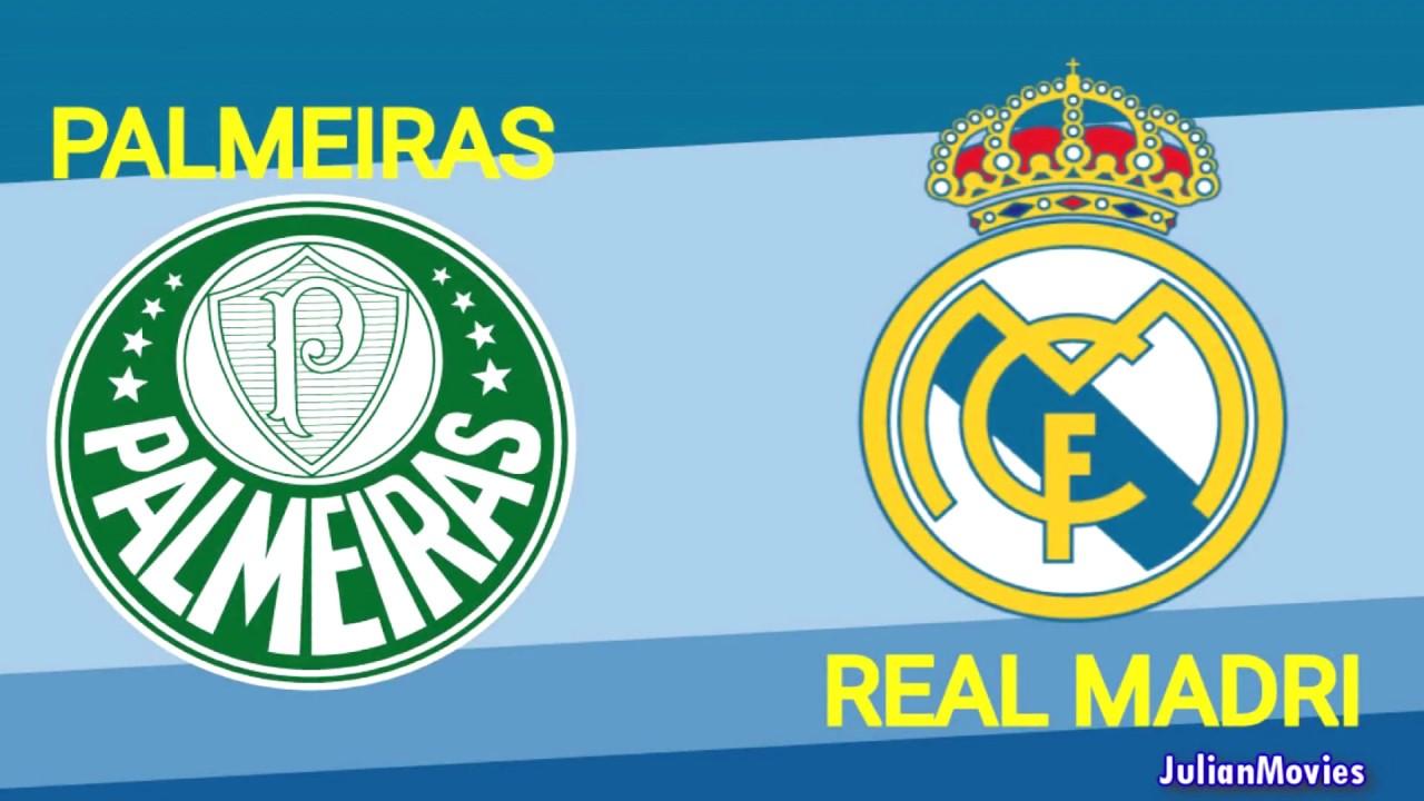 """Mundial De Clubes: CHAMADA GLOBO """"PALMEIRAS X REAL MADRID MUNDIAL DE CLUBES"""
