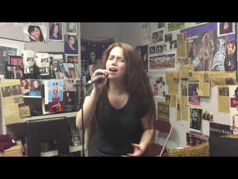 14 year old Mara Justine Singing Tennessee Whiskey  Chris Staplet