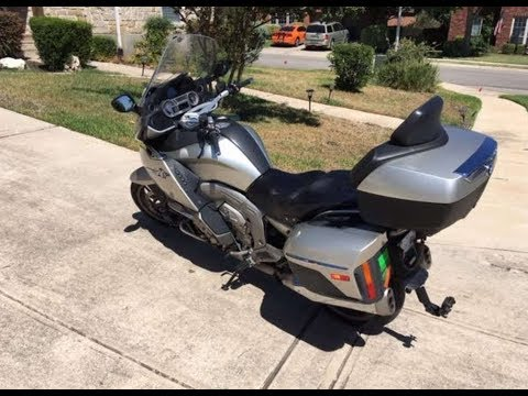 Tips For  BMW K1600 GTL And The Uni-go Trailer