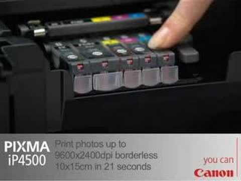 CANON INKJET IP4500 SERIES DRIVER FOR WINDOWS 7