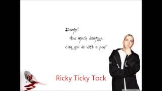 Eminem - Ricky Ticky Tock
