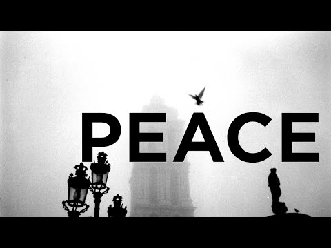 """PEACE: Part One """"The Shalom of God"""""""