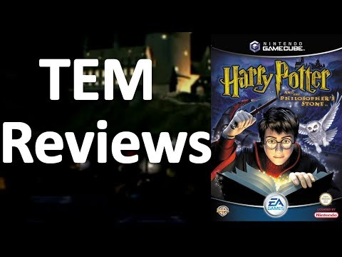 REVIEW: Harry Potter and the Philosopher's Stone (GameCube) — Magically Atrocious