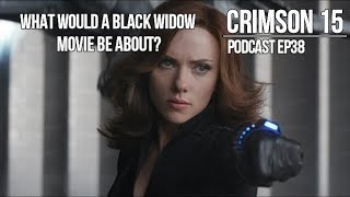 What Would A Black Widow Movie Be About?