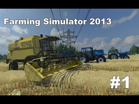 Farming Let's Play #1