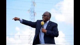 Ziara ya Rais Magufuli katik Kiwanda cha Sukari Kagera