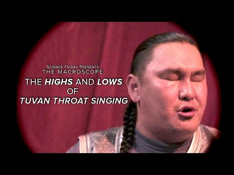The Highs and Lows of Tuvan Throat Singing on YouTube