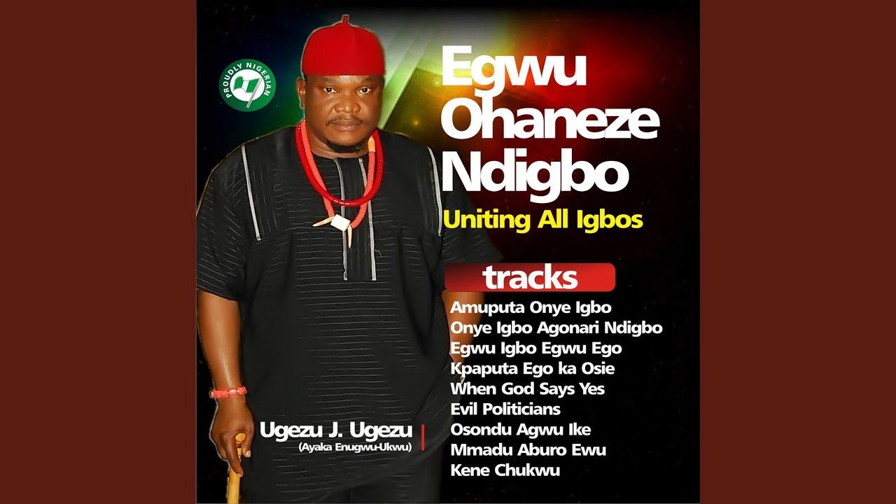 Download Onye Igbo Agonari Ndigbo