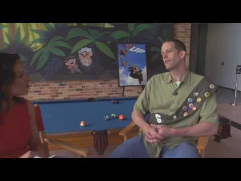 Up Featurette # 1 - Interview with Pete Docter
