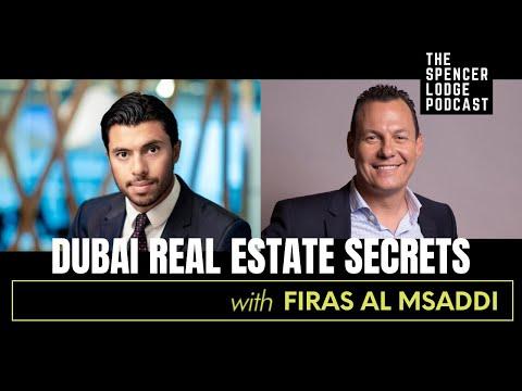 Firas Al Msaddi Interview - Dubai Real Estate Secrets