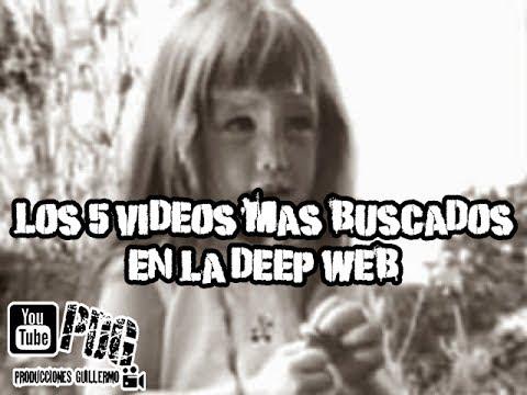 ►Los Vídeos Mas Buscados En La Deep Web | Producciones Guillermo
