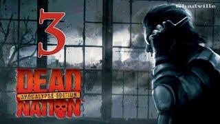 Dead Nation: Apocalypse Edition (PS4) Прохождение игры #3: Печальный парк