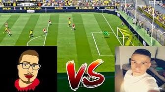 FIFA 17 SHQIP Live - Graniti vs Alfajeti !! - SHQIPGaming