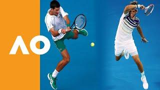 Road to the Final | Novak Djokovic vs Dominic Thiem