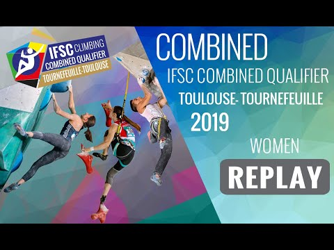 IFSC Combined Qualifier