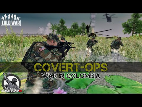 Covert-Ops: War in Colombia | Men of War Assault Squad 2 |