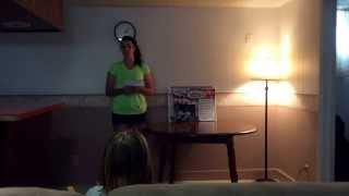Speech 3. Informative speech on History of Volleyball. Instructor : Todd Voss
