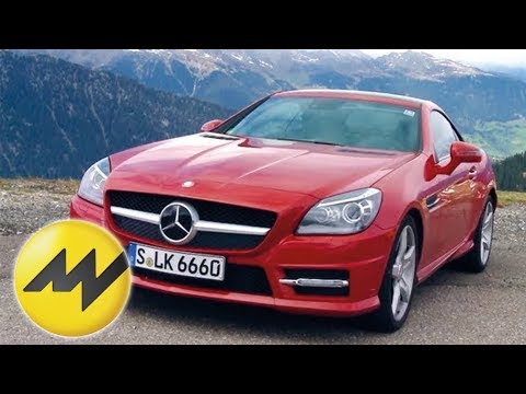 mercedes slk 250 cdi test it youtube. Black Bedroom Furniture Sets. Home Design Ideas