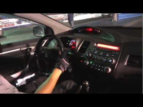 How To Launch and Shift a Honda Civic K25 300whp