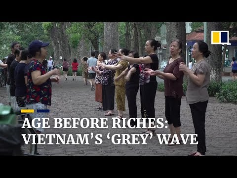Vietnam is facing a 'grey' wave: How will it cope with an ageing population?