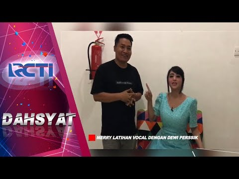 DAHSYAT - Gawat Vocal Coachnya Merry Cucufi [22 SEPTEMBER 2017]