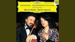 Beethoven: Sonata for Cello and Piano No. 5 in D Major, Op. 102 No. 2 - 2. Adagio con molto...