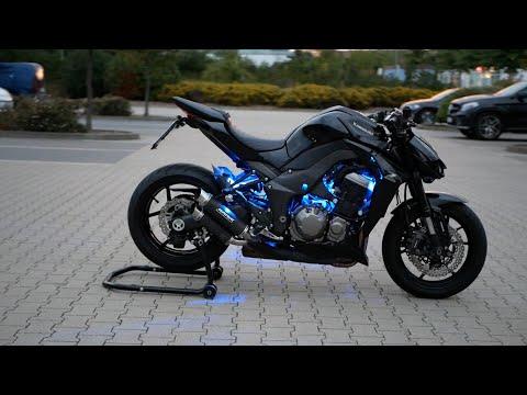 Kawasaki Z1000 BikePorn