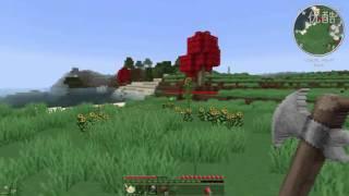 红酒 Minecraft我的世界 战斗向生存 Ep 1 找个落脚点