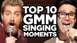 Top GMM 10 Singing Moments