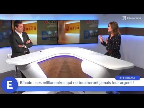 Bitcoin : ces millionnaires qui ne toucheront jamais leur argent !