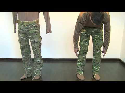 Uniforme Combate Argentino (UCA) del Ejército Argentino - 21/07/15