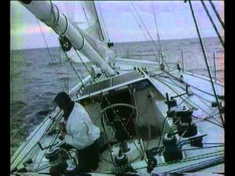 Fa Nándor- esélylatolgatás-Vendée Globe 1996