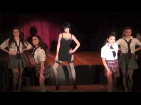 Cabaret Stagedoor Manor Session 1 2014