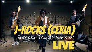 J-ROCKS - Ceria | Berbagi Musik Session bersama Dompet Dhuafa