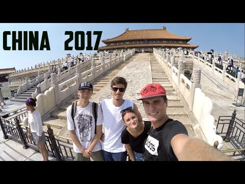 CHINA 2017// Perfect mix of antique and modern