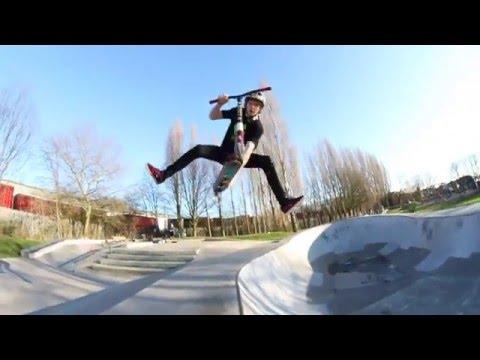 Alex Hughes Unused Footage