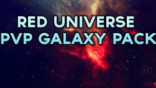 Red Universe Galaxy Pack 1.8 Texture Pack