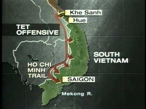 Vietnam War 1962 to 1975 - Part 2 of 3