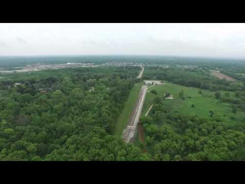 Drone Runway Launch - Valley View Park - New Berlin, WI - 6/11/15 - DJI Phantom 3