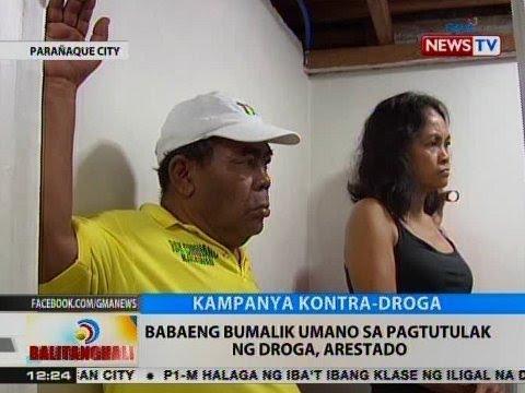 BT: Babaeng bumalik umano sa pagtutulak ng droga, arestado sa Parañaque
