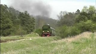 Fotosonderzug mit TKt48-191 am 29.04.2012