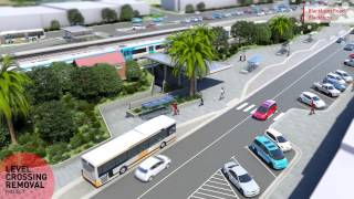 Level Crossing Removal Project Package 2 overview