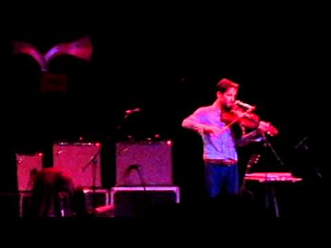 Weather Systems by Andrew Bird in Boulder