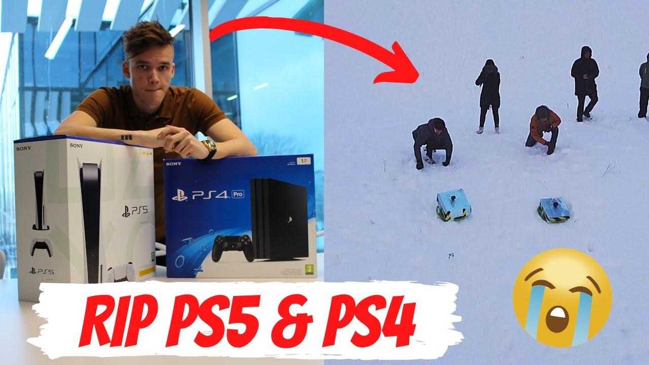 VISKASIME PS5 JA PS4 MÄEST ALLA... rip