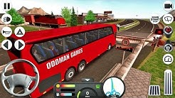 Coach Bus Simulator #28 PRAGA! - Bus Game Android IOS gameplay
