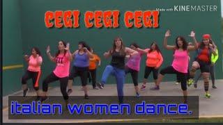 Download Video চেগি চেগি,,cegi cegi italian women dance. MP3 3GP MP4