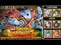 Forest of Training : Sun ( Jinbe ) - Enel / Zoro Lion's Song OPTC