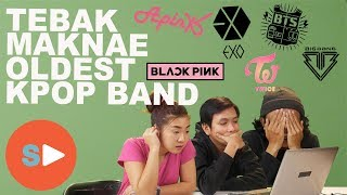 Download Video Tebak Oldest KPOP & Maknae Line BTS, EXO, BLACKPINK ,TWICE, BIGBANG, APINK MP3 3GP MP4